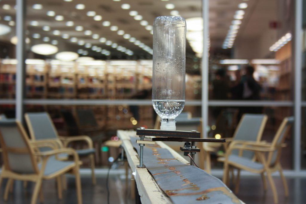 The Everyday Ephemeral from a different angle at the Orkanen Library.